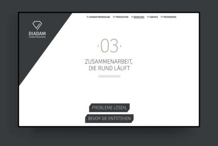 Webseite Beratung - Diadam Wordpress Webdesign