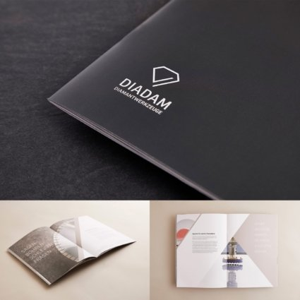 Editorial Design - Diadam Corporate Design und Webdesign