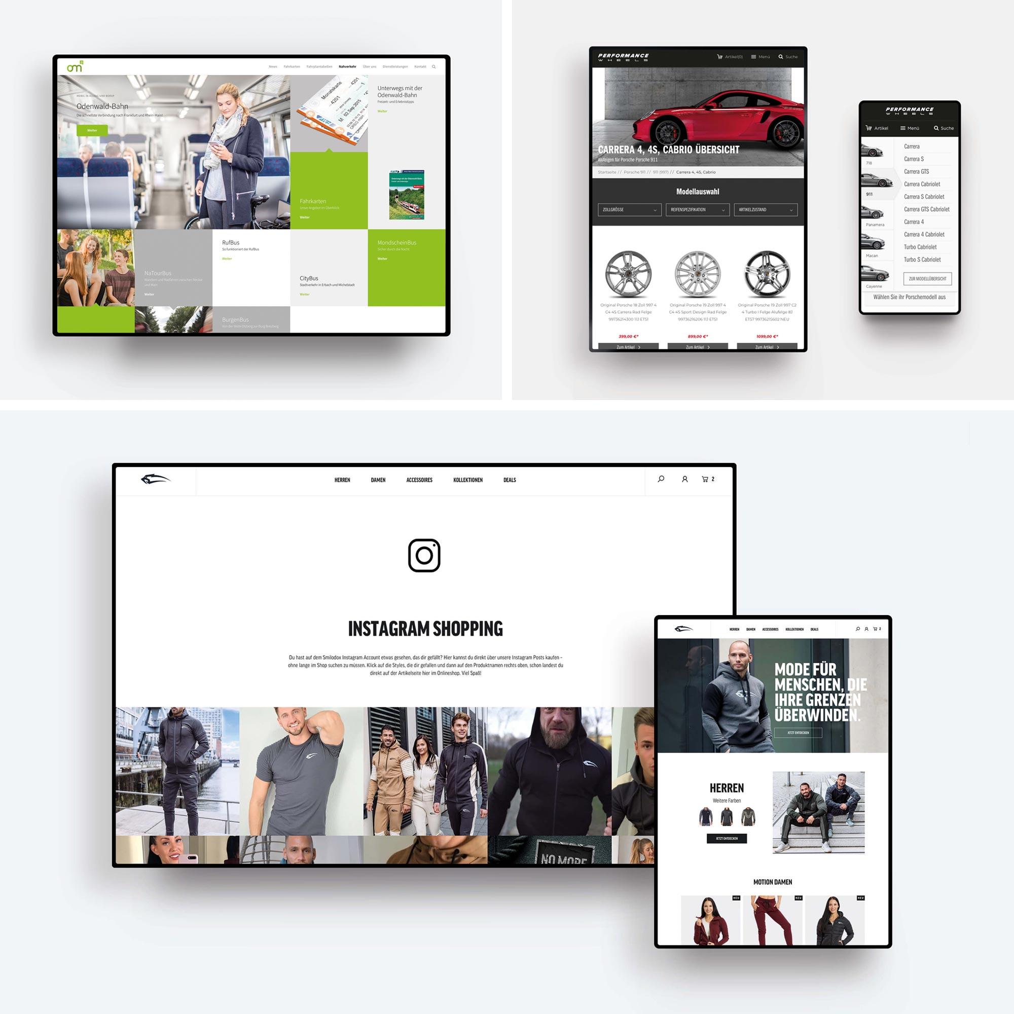 Digitalberatung Übersicht Projekte - Onedot