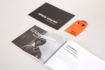 Editorial Design und Fotografie - Lux Lens Corporate Design