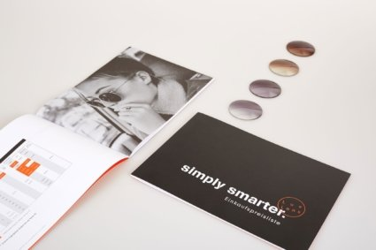 Produktkatalog - Lux Lens Corporate Design