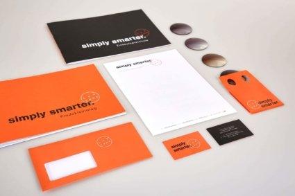 Branding - Lux Lens Corporate Design
