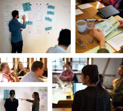 Workshop Methoden bei Onedot