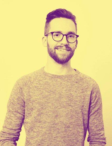 ONEDOT Mitarbeiter Daniel Blömers