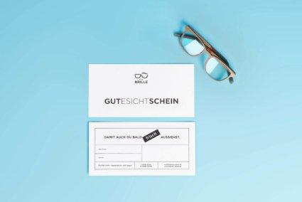 Design Printmedien Gutschein