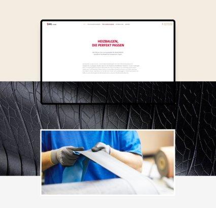 Fotografie und Webdesign
