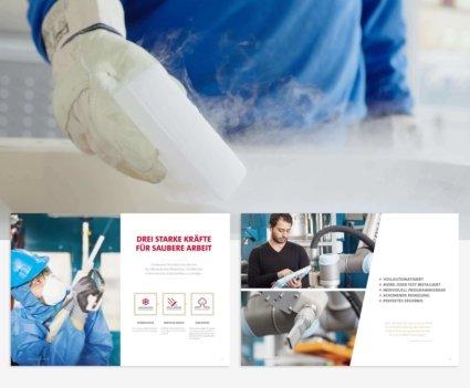 Fotografie und Editorial Design für LY-Holding