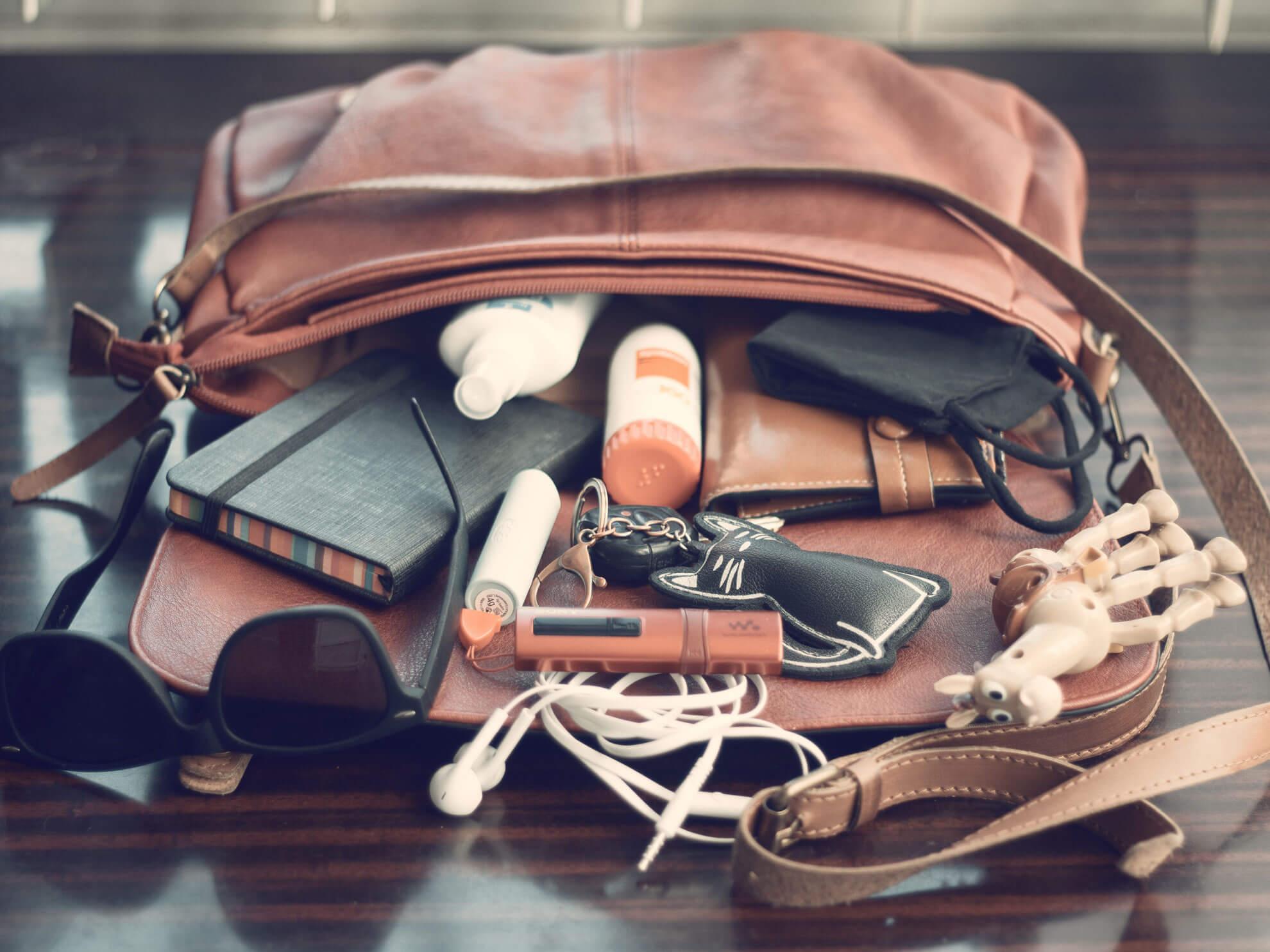 Whats in your Bag? – Persona / Zielgruppe