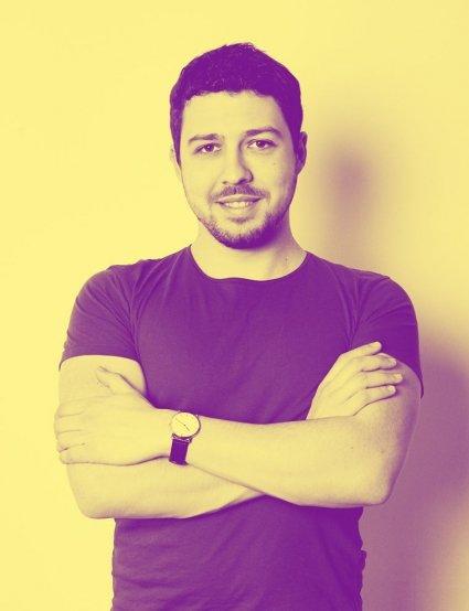 ONEDOT Mitarbeiter Alex Arabadjiev