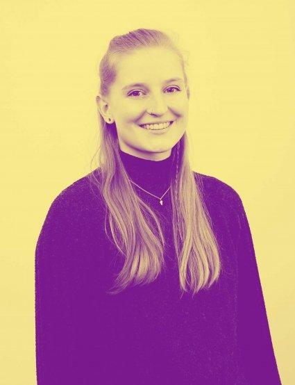 ONEDOT Mitarbeiter Caroline Schmid