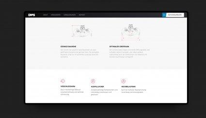 onedot-dms-technologie-case-study-layout-15-website-produktseite-highlights-desktop