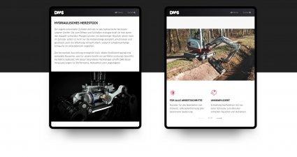 onedot-dms-technologie-case-study-layout-16-website-produktseite-highlights-tablet