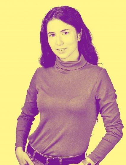 ONEDOT Mitarbeiter Ruzana Fatakhova