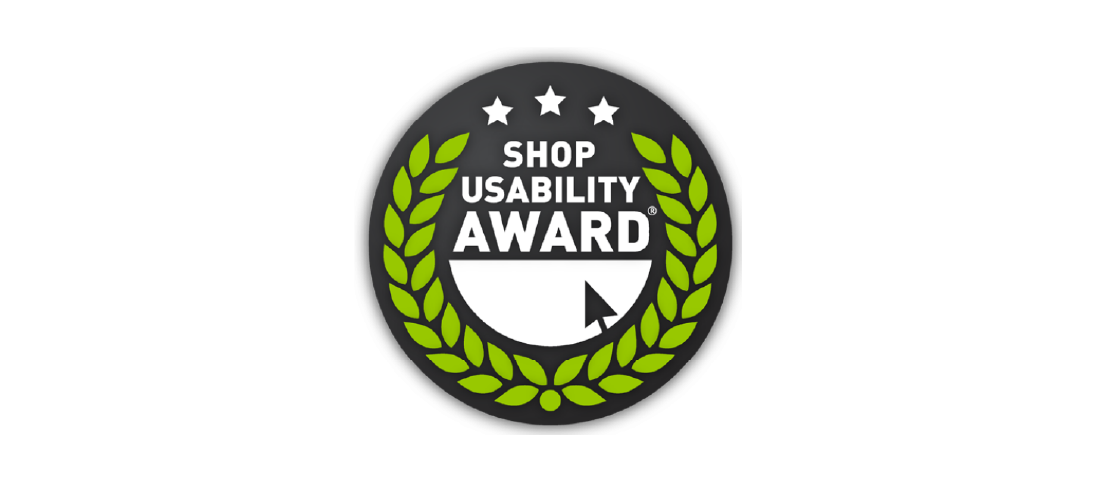 Shop Usabilty Award