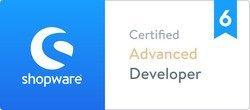 Zertifizierung Shopware Developer